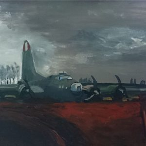 Frans Janssen 77chrashed bombers3