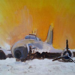 Frans Janssen 77chrashed bombers6
