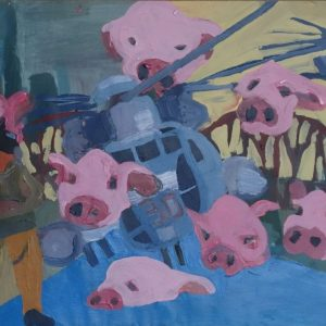 Frans Janssen Warpigs