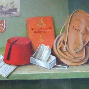 Kunstwerken in Stock
