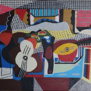Henk Menninga mandolina ghitana