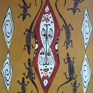 Henk Willemsen Boomschors Papoea
