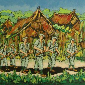 Jan Timmers de patrouille