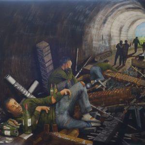 Jos Gelissen De Tunnel