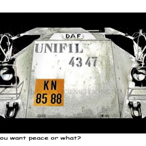 Marcel Koelen UNIFIL 4347